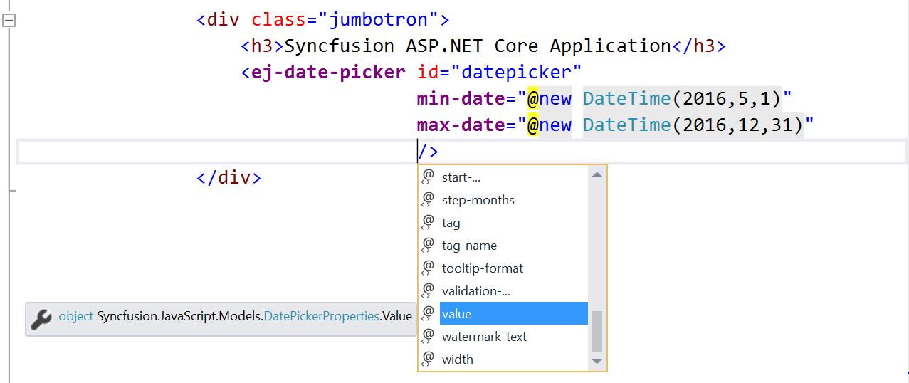 Core Concepts | ASP NET Core | Syncfusion