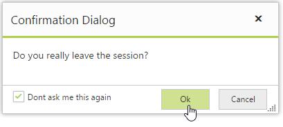 Dialog How To | Dialog | ASP NET Webforms | Syncfusion