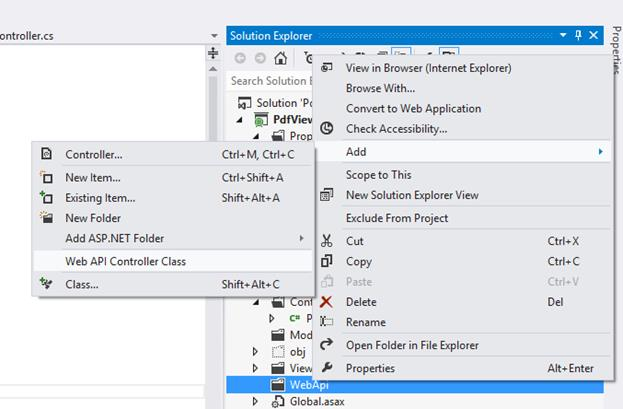 Getting Started | PDF viewer | ASP  NET MVC | Syncfusion