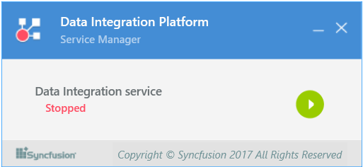 Data Integration System Administrator's Guide | Syncfusion