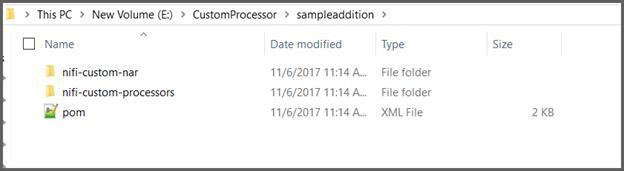 Create a Custom Processor | Syncfusion