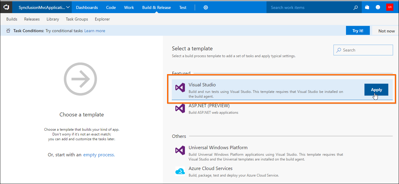 Nuget Install And Configuration Extension Syncfusion