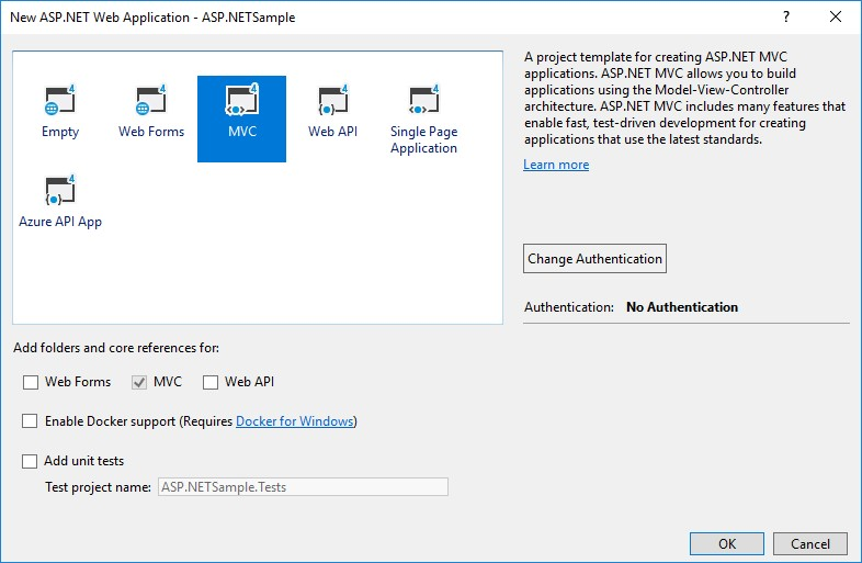 Working with ASP NET MVC | Syncfusion