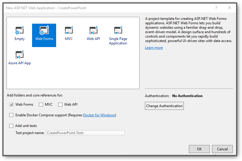 Create and edit PowerPoint files in ASP NET |Syncfusion|