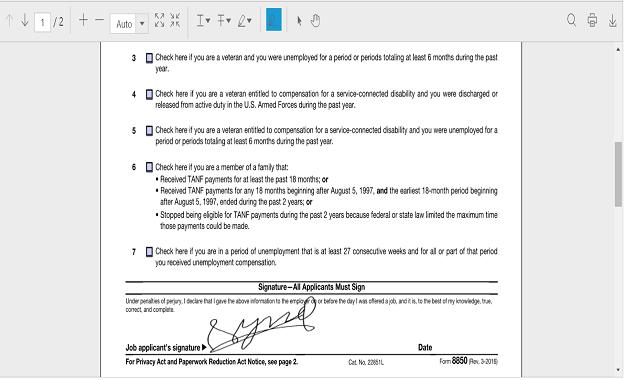 Hand written signature | PDF viewer | Javascript | Syncfusion