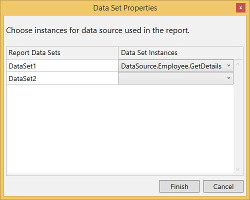 Create RDLC Reports through Wizard | ReportDesigner | wpf | Syncfusion