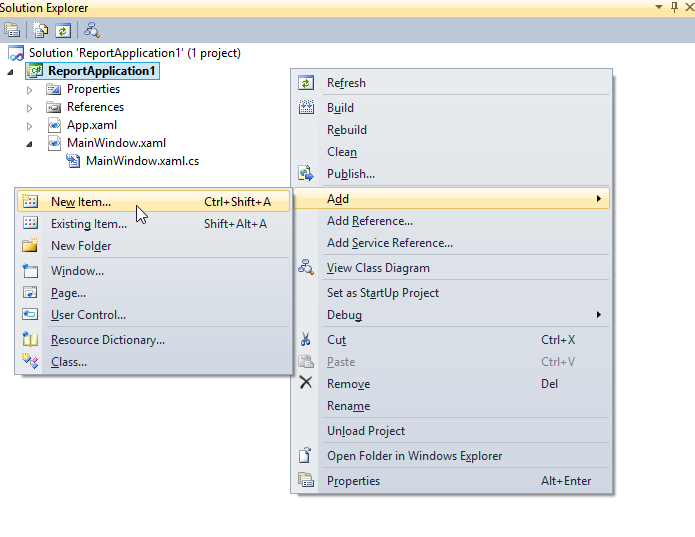 Create rdlc report in vs2010 and show it in report viewer create rdlc report in vs2010 and show it in report viewer ccuart Images