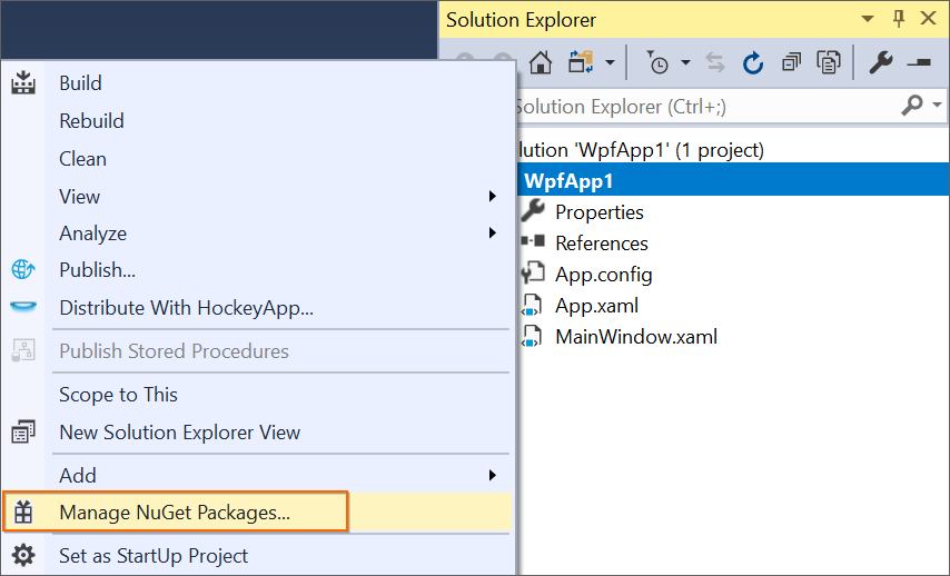 WPF NuGet Packages | wpf | Syncfusion