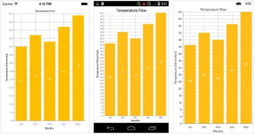 Axis in Xamarin Charts control | Syncfusion